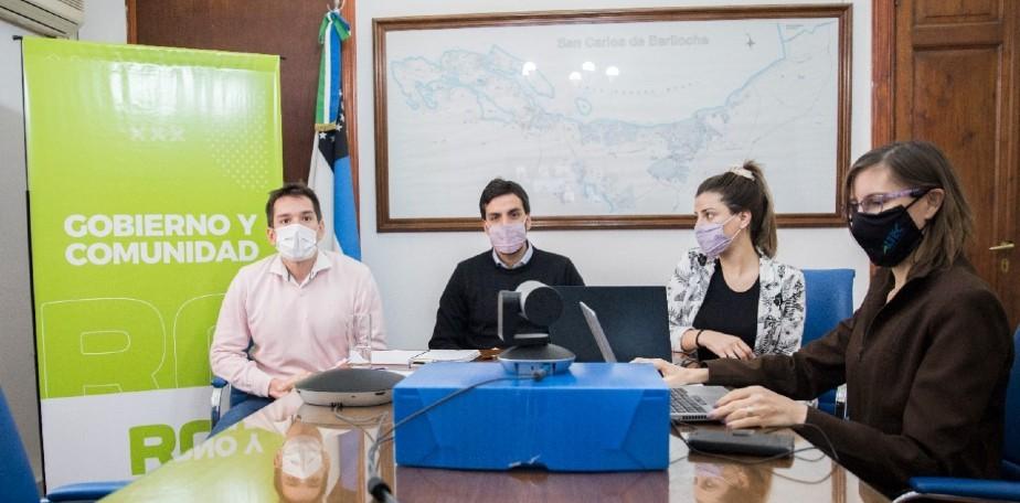El Gobierno Provincial brindó una capacitación sobre Ley Pierri a agentes municipales